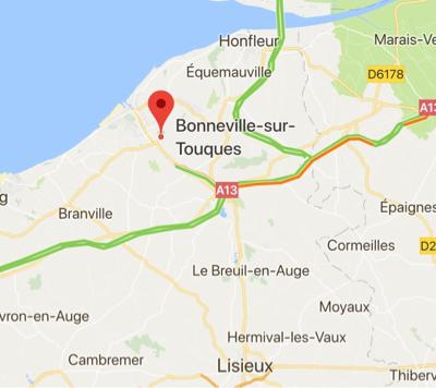 Trois morts dans une collision avec un TER, près de Deauville : la Région Normandie attristée par ce drame