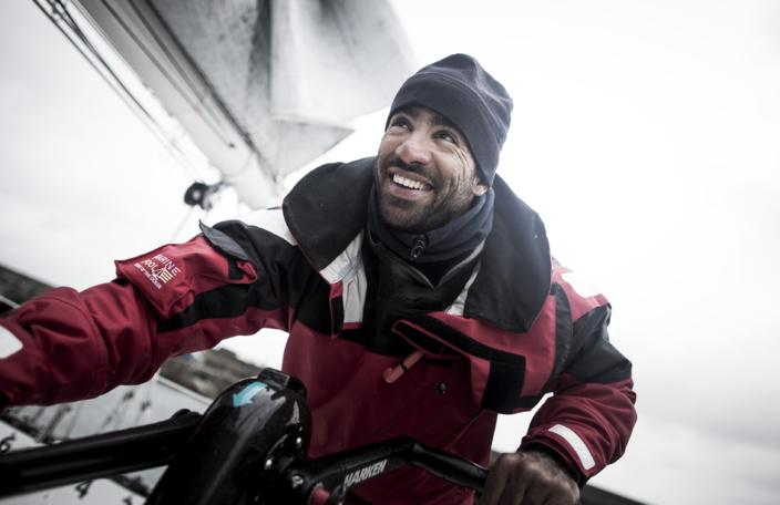 Le navigateur omanais est âgé de 34 ans (Photo © omansail.com)
