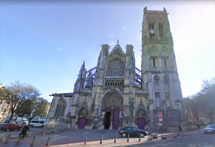 Dieppe : huit oeuvres d'art dérobées dans l'église Saint-Jacques lors d'un cambriolage