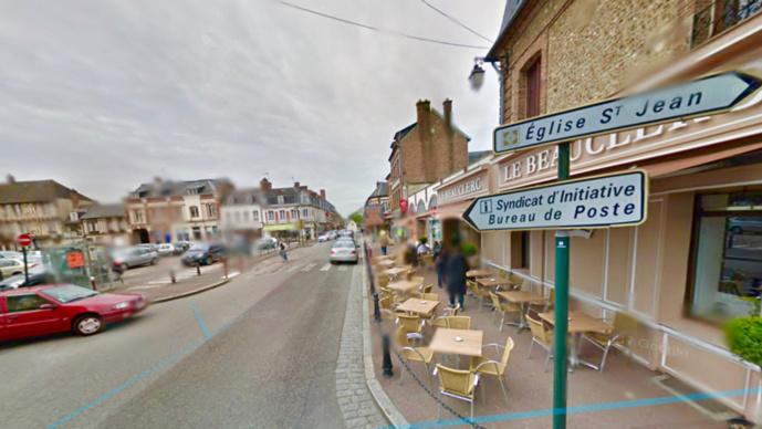 Le centre-ville va bénéficier de ce plan de redynamisation commerciale (Illustration @ Google Maps)