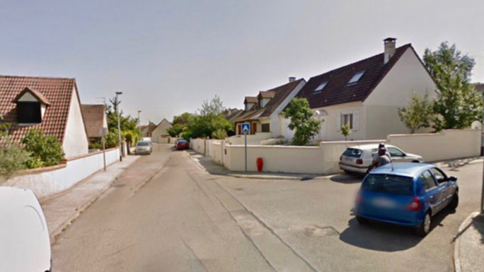 Les deux individus ont été repérés dans un pavillon de cette zone résidentielle (Illustration @ Google Maps)