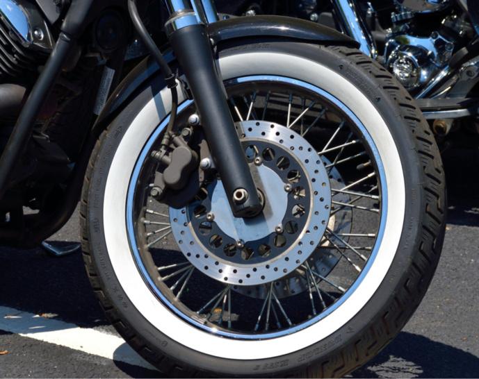 Le pilote  aurait perdu le contrôle de sa moto (Illustration @ Pixabay)