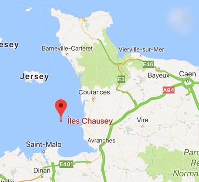 Un plaisancier victime d'un problème de santé en mer évacué vers l'hôpital d'Avranches