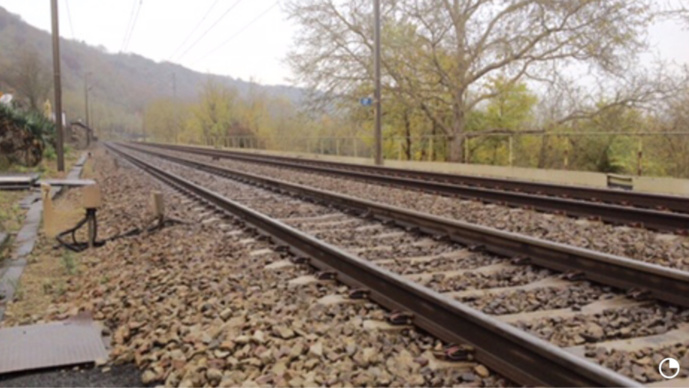 La victime a été percutée par un train, mais les circonstances ne sont pas établies (Illustration @ infonormandie)