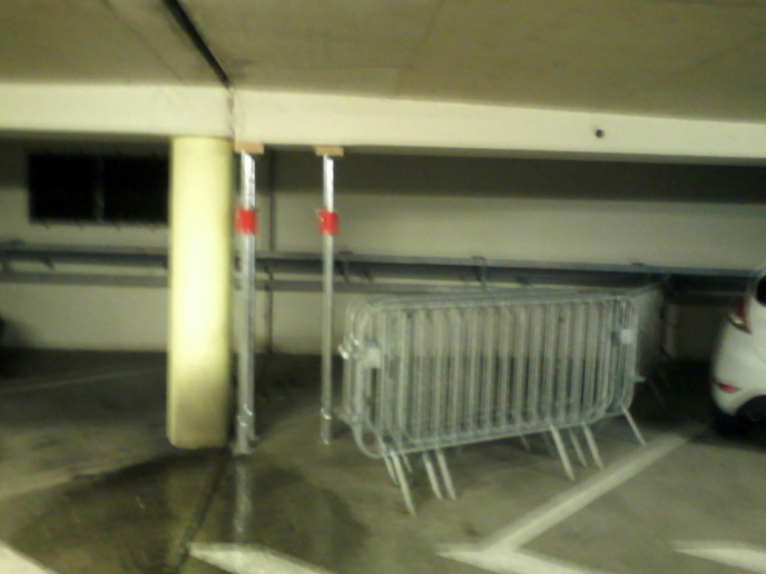 Seine-Maritime : menace d'effondrement dans le parking souterrain Maupassant à Fécamp
