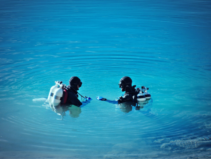 Évacuation sanitaire en baie de Seine : une plongeuse victime d'un accident de décompression