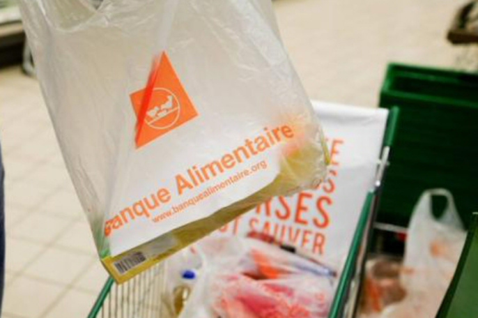 Illustration © Banque alimentaire