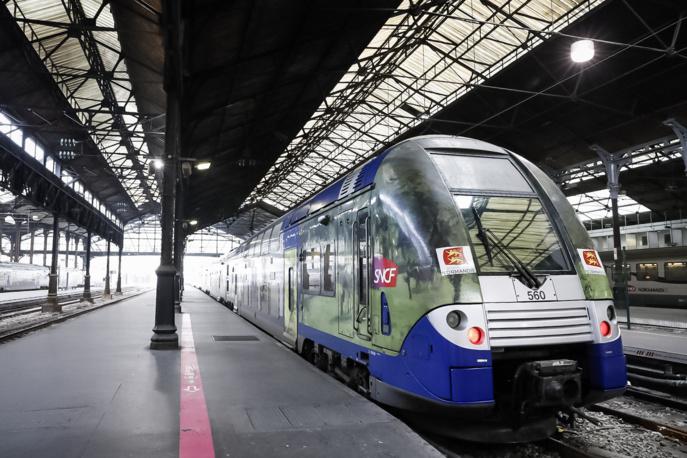 Des portiques anti-fraude sur les lignes normandes à la gare Paris Saint-Lazare