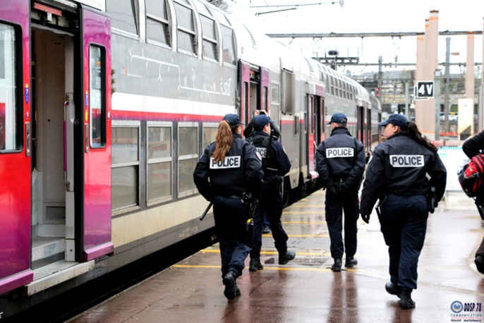 L'un des agresseurs a été retrouvé rapidement à Maisons-Laffitte (illustration @ DDSP78)