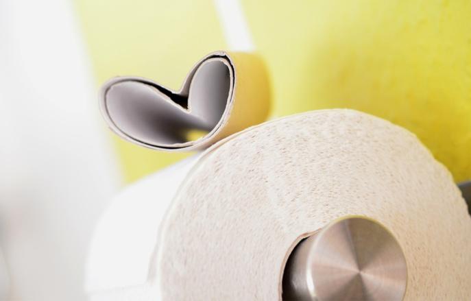 L'homme aurait ingurgité une importante quantité de papier toilette (illustration @ Pixabay)