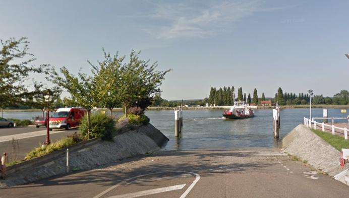 Le cadavre a été repêché dans le secteur du bac de Seine (Illustration © Google Maps)
