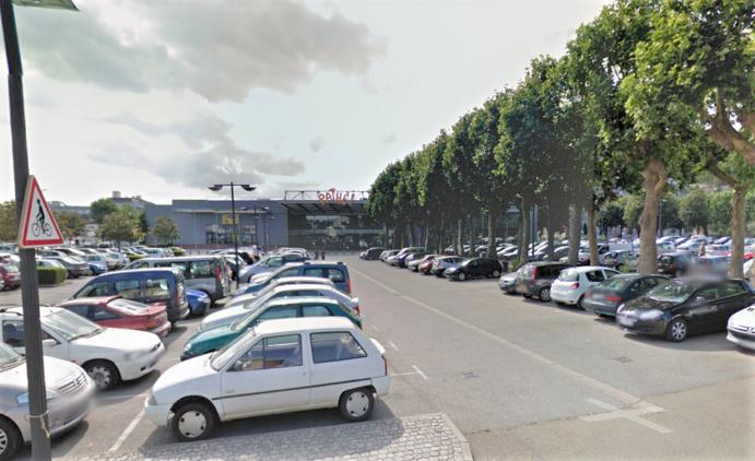 L'automobiliste ivre faisait des embardées sur le parking (Illustration)
