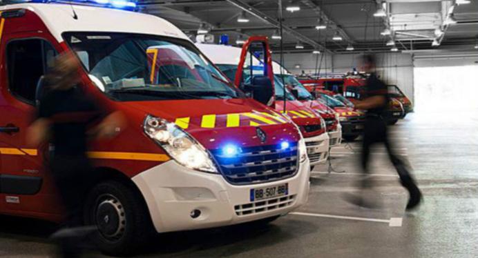 Seine-Maritime : cinq blessés, dont un grave, dans un face-à-face qui a impliqué 6 véhicules