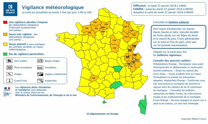 Document © Météo France