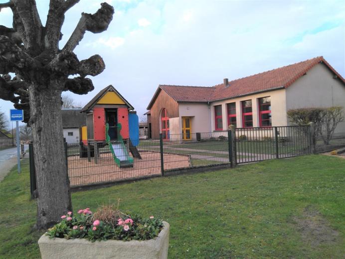 L'école maternelle intercommunale de Vatteville accueille actuellement 22 élèves de petite, moyenne et grande section (Photo © infonormandie)