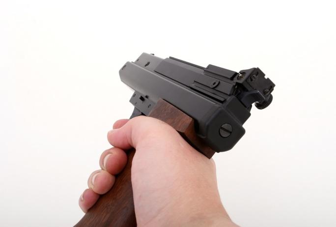 L'homme n'était pas détenteur du permis de port d'arme (Illustration © Pixabay)