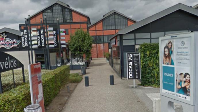 Aux Docks76 à Rouen, le contrôle tourne mal : les agents de sécurité sont menacés de mort