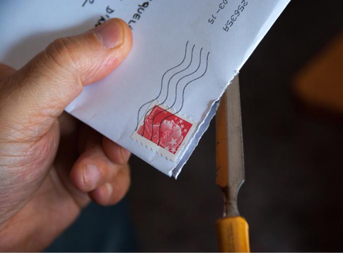 L'enveloppe contenait des graines de cannabis.... (Illustration © Pixabay)