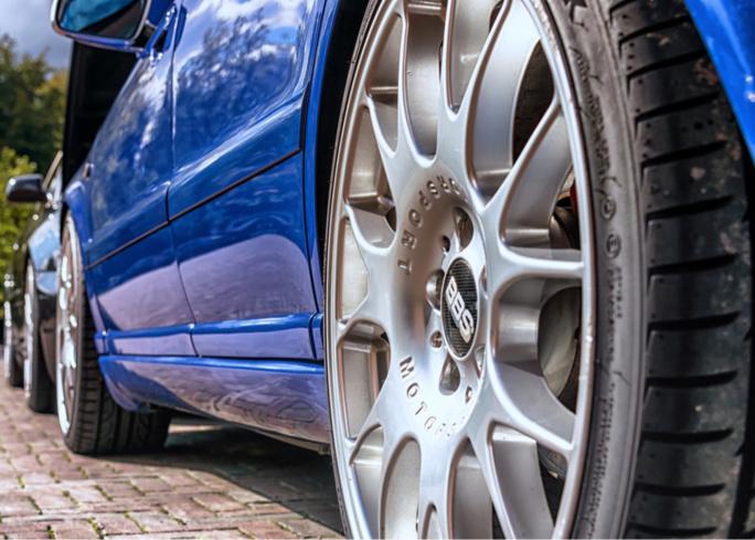 La victime a reconnu les jantes de sa voiture sur le Leboncoin (Illustration @ Pixabay)