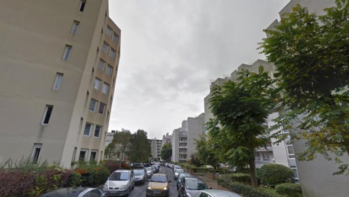 La rue Hoche à Houilles (illustration @ Google Maps)