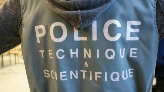 Des traces d'ADN ont été prélevées sur le lieu des différents cambriolages par la police technique et scientifique (Illustration)