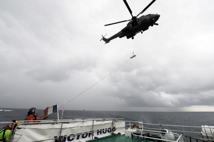 Seine-Maritime : exercice de sauvetage maritime de grande ampleur au large de Fécamp le 19 avril