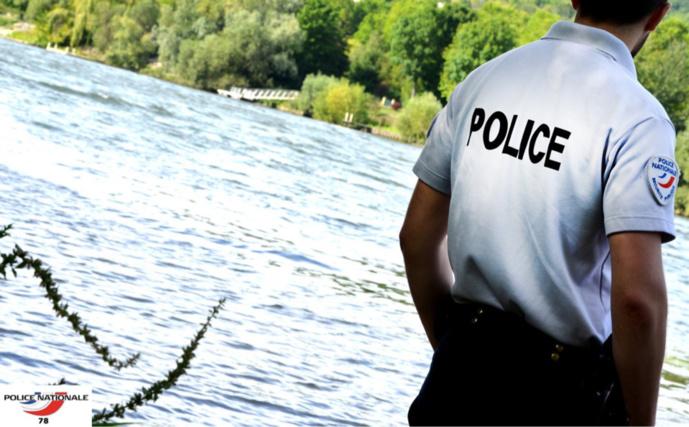 Yvelines : sauvée par des policiers, la nonagénaire était sur le point de se noyer dans la Seine