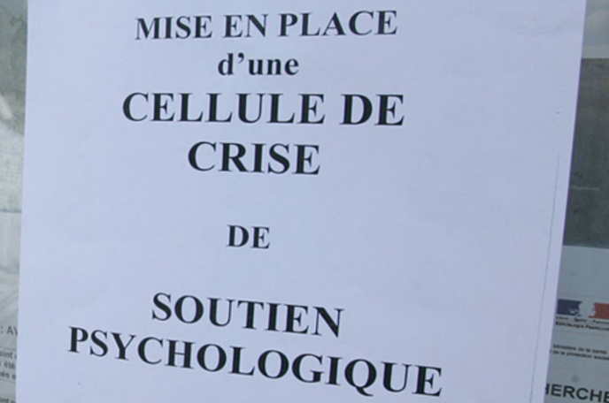 La cellule de soutien a été mise en place ce matin dans l'école maternelle où est scolarisé Léo, à Romilly-sur-Andelle (Illustration © D. R.)