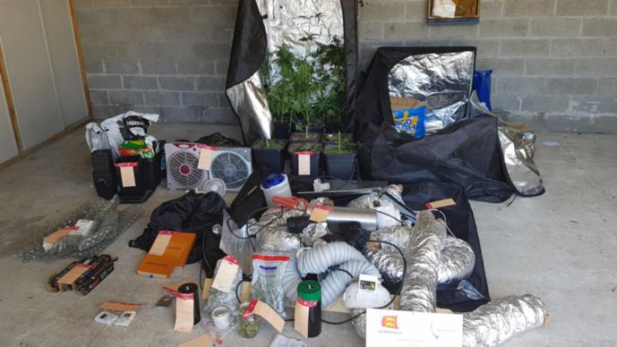 Eure : un trafic local de stupéfiants démantelé dans la région de Gaillon, trois interpellations