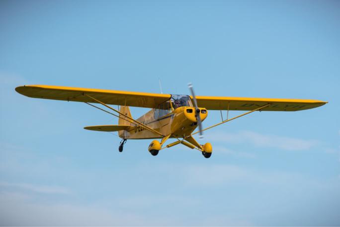 L'avion a pu atterrir sans dommage (Illustration @ Pixabay)