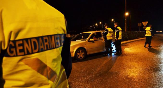 Les gendarmes ont tendu un piège aux trafiquants présumés alors qu'ils revenaient de Belgique, leure véhicule chargé de plus de 27 kg de produits stupéfiants - Illustration