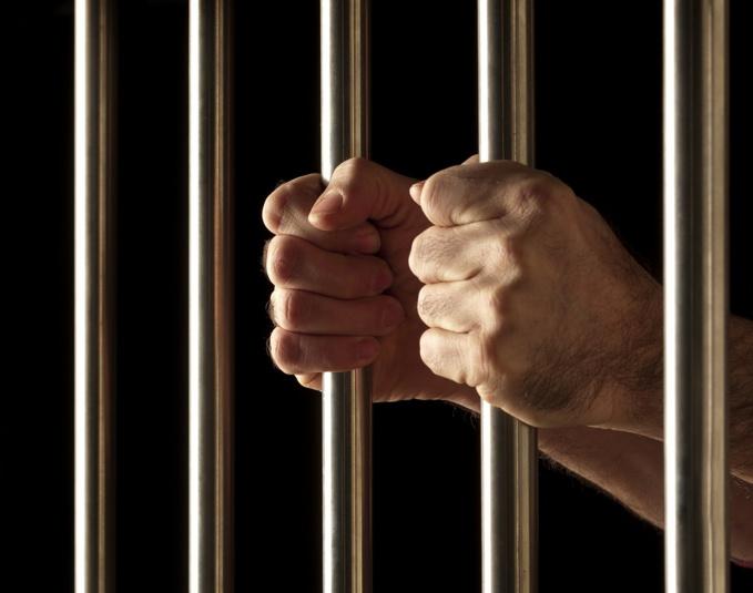 Condamné à 6 mois de prison ferme, le quinquagénaire a été écroué à la maison d'arrêt d'Evreux - Illustration © Pixabay