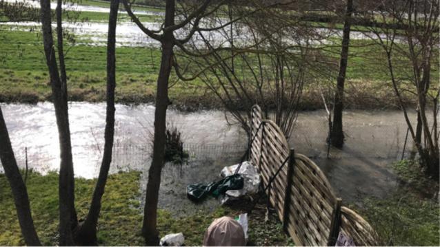 Les victimes d'inondations ou de coulées de boue ont un délai de 10 jours, à compter du 2 mai 2018, pour déposer leur dossier à leur compagnie d'assurance - Photo @ Infonormandie