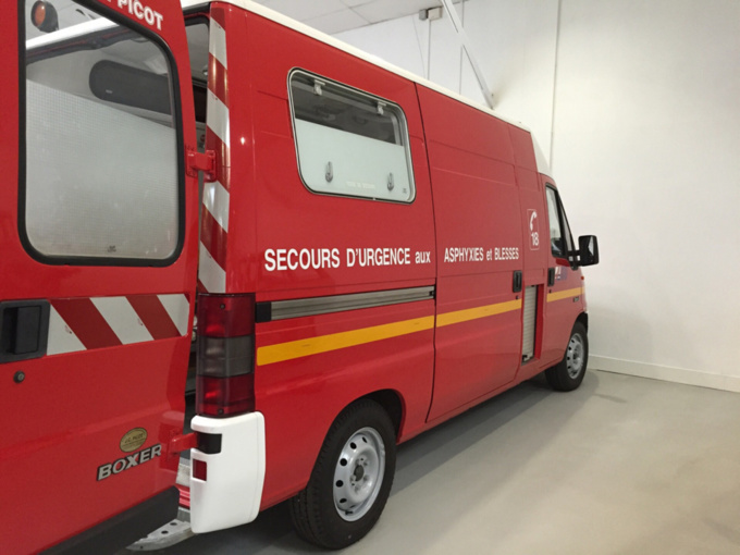 Seine-Maritime : trois motards blessés dont un grièvement dans un accident à Veules-les-Roses
