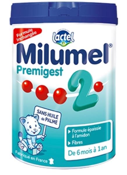 Cette boite de lait en poudre fait partie des lots qui ont été rappelés par le fabricant en décembre dernier -  Illustration