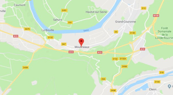 Violent feu de cave dans une habitation, près de Rouen : quinze sapeurs-pompiers mobilisés