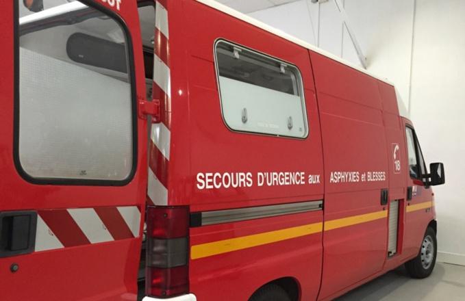 Seine-Maritime : coincé sous un tracteur-tondeuse de 800 kg, un homme est hospitalisé dans un état critique