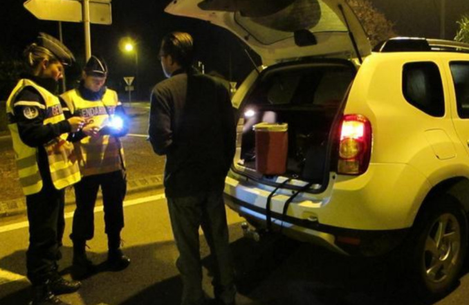 Seine-Maritime : une dizaine d'infractions sanctionnées lors d'un contrôle routier dans le secteur d'Yvetot