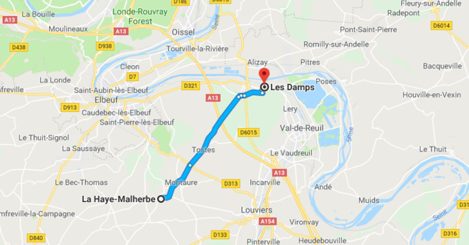 Home-jackings dans l'Eure : ils se font voler leur voiture pendant leur sommeil