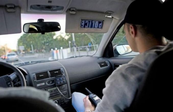 Près de Rouen, le conducteur ivre s'enfuit en voyant la police