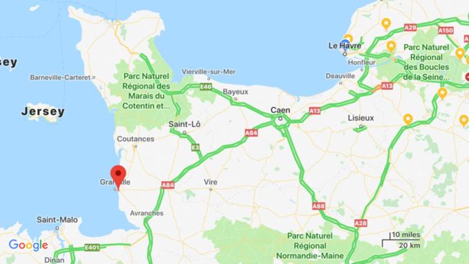 Leur embarcation dérivait vers le large : trois enfants hélitreuillés près de Saint-Nicolas plage (Manche)