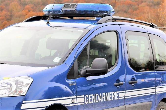 Une série d'infractions délictuelles ont été relevées par les gendarmes sur le lieu de l'accident, à l'encontre de l'un des conducteurs  - Illustration © infonormandie