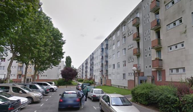Avenue Blanche-de-Castille : la fillette est tombée du 2ème étage après avoir escaladé un parapet
