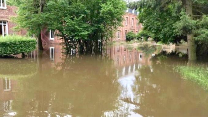 La liste des communes reconnues en état de catastrophe naturelle vient de s'allonger de 22 nouvelles communes - Illustration