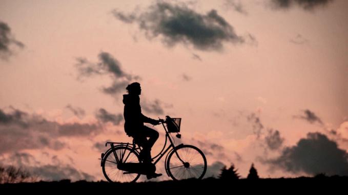 Le cambrioleur se déplaçait exclusivement à vélo - Illustration @ Pixabay