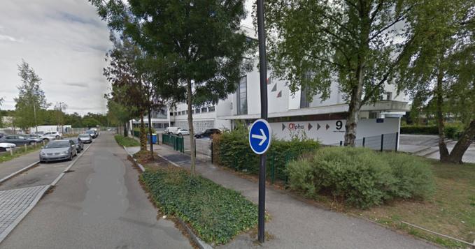 Le corps du quinquagénaire a été découvert au pied de cet immeuble, rue Georges-Braque - illustration