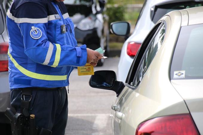 Cinq excès de vitesse de plus de 20 km/h et un usage du téléphone au volant ont été relevés par les gendarmes - Photo @ Préfecture27