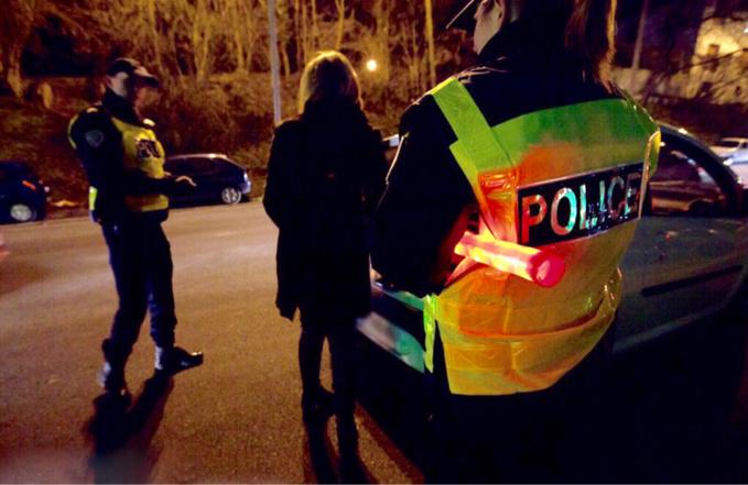 Les policiers ont été mobilisés toute la nuit à la recherche de l'enfant - illustration