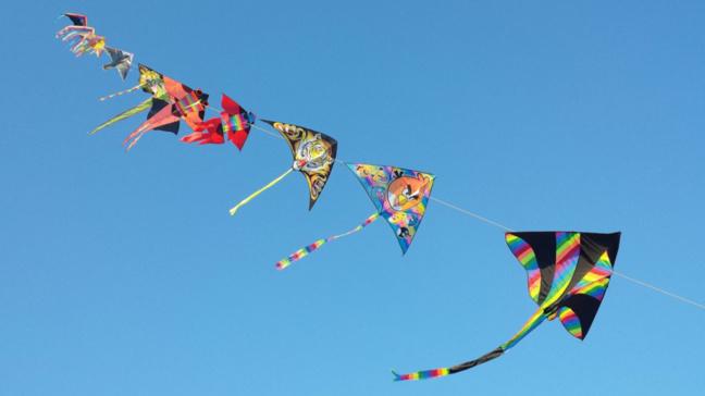 Le cerf-volant est roi dans le ciel de Dieppe pendant huit jours - illustration @Pixabay