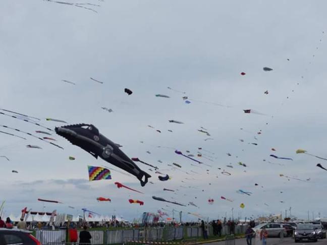 Festival du Cerf-Volant de Dieppe : encore quelques heures de spectacle